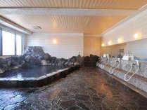 【アネックス館・岩風呂】岩風呂も、宿泊のお客様なら無料でご利用頂けます