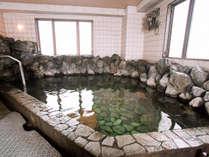 【アネックス館・岩風呂】二つの温泉を是非、お楽しみください。