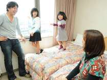 ●●【Family stay】ゆっくり12時まで延長OK!子供アメニティ付でお子様歓迎