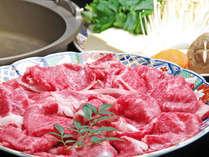 【但馬牛すき焼き】柔らかくてジューシーなお肉に地元産のお野菜をぐつぐつ…卵がまろやかな味わいに…★
