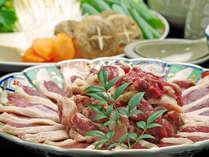 栄養満点★ヘルシーで美味しい♪鴨鍋をご賞味下さい!