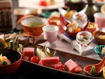 ■信州プレミアムコース こだわりのお肉に季節の野菜を添えて