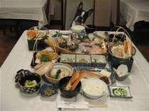 地魚海鮮お腹いっぱいプラン