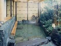 露天風呂-アルカリ性の天然温泉を存分に!-