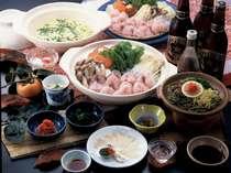 みんなで囲むふくちり鍋(料理イメージ)