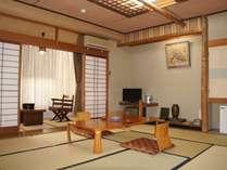 和室のお部屋でごゆっくりとお過ごしください!