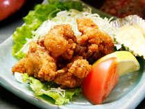 長州鶏の唐揚げ