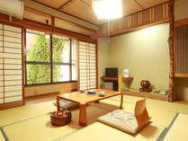 おまかせ和室 和の設えでごゆっくりお寛ぎください。