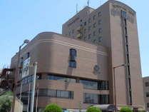 桑名シティホテル外観