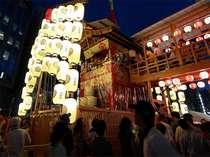 京都の夏を彩る≪祇園祭≫を時間の許す限り愉しんでください★
