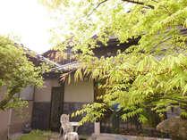 喧騒から離れて落ち着いた京都をはんなりとお過ごしいただけます。