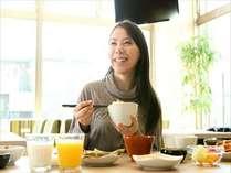 ◆ご旅行でもビジネスでも朝食は1日の力の源!