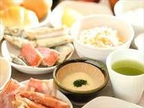 ◆バラエティー豊かな朝食