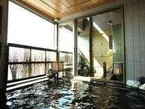 ◆天然温泉≪茶月の湯≫