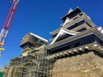 【男性専用ドミトリー】 熊本城を5倍楽しむ!オリジナル熊本城マップをプレゼント♪【素泊まり】全館禁煙