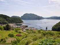 【絶景】棚田100選に選ばれた棚田と、日本海側で唯一のリアス式海岸が織りなす、明光風靡な景色