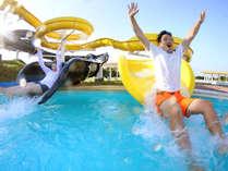 【夏の早期予約が超お得!】レジャープール&コマカ無人島往復チケット付<朝食付>