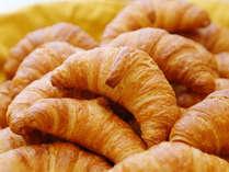 ≪無料朝食サービス≫一番人気の焼き立てクロワッサン