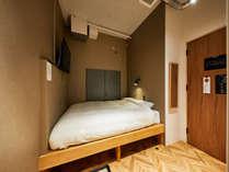506_シンプルが心地いいベッドスペース