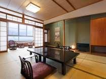 【12月・1月平日限定】スタンダード客室料金で人気の和室12畳にご宿泊!お得なアップグレードプラン♪