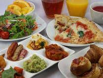☆【サルヴァトーレクオモ市場 博多】朝食一例