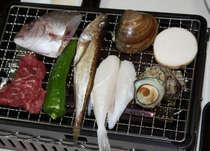 【新企画】海鮮バーベキュープラン