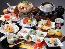 冬の味覚!味まつり ★一番人気 浜夕会席 【日~金】