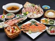【12月~2月】冬の味覚「蟹」を食す!!◆蟹会席プラン◆