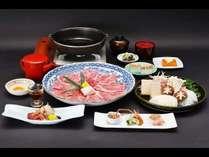 ■7月平日限定!お得!近江牛!肉割!1,500円割引!近江牛すき焼プラン