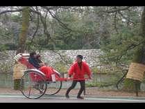 ≪ご夫婦やカップルにおすすめ≫☆彦根観光人力車の割引券等特典付☆記念日プラン(旬彩)