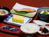 【朝食付き】これぞ日本の朝食♪朝は身体に優しい素朴な和定食をどうぞ♪