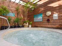 *【露天風呂】天然エネルギー石使用の男性専用露天ジャグジー