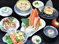 『かに御膳』+3大蟹食べ放題!※写真はイメージ