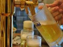 生ビールも飲み放題♪