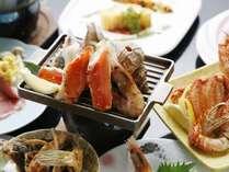 別館『四季』で優雅にお部屋食 ※料理はイメージ