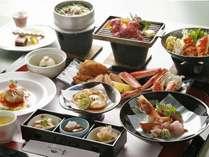 お食事処『あじ菜』での和食会席膳 ※イメージ