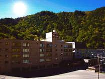 層雲峡温泉 層雲峡観光ホテル (北海道)