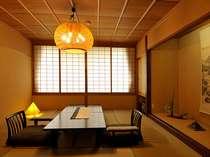 【一般客室12畳】12畳のスタンダード客室一例。