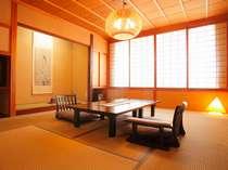 【一般客室12畳】12畳タイプのお部屋。落ち着きのある和室です。(一例)