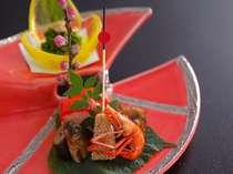 日本料理ならではの、季節感をお楽しみください。(一例)