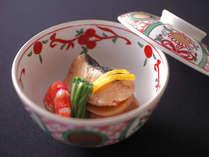 椀物は季節の食材を優しいお味で(イメージ写真)