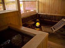 露天風呂付和室12畳(写真は一例)