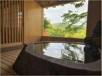 端麗・客室専用露天風呂