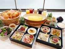 朝食/和洋セットメニュー(イメージ)