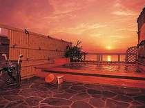 テレビ番組で九州の絶景の湯ベスト10に選ばれた露天風呂です。