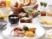 ◇和洋バイキング朝食イメージ写真