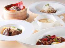 """奈良の食材を中国料理の技で楽しむ「大和コース""""華""""」"""