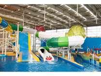 【スパプー】楽しさいっぱい!年中遊べる全天候型屋内アミューズメントプール