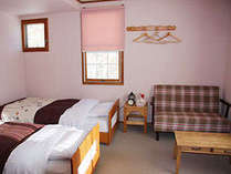 A室:デラックス・ツインルーム