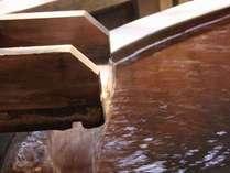 【離れ八花苑 露天風呂付和室】自分だけの源泉かけ流しの温泉がお楽しみいただけます。